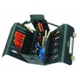 Elektrikářský kufr s nářadím
