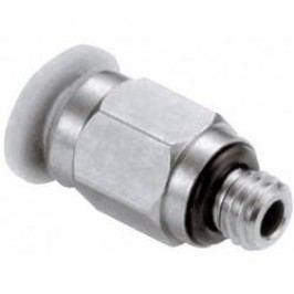 Rovná spojka Norgren M02250303 Vnější závit: M3 /ø potrubí: 3 mm