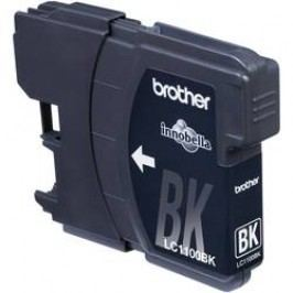 Brother Ink LC-1100BK originál černá LC1100BK