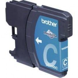 Brother Ink LC-1100C originál azurová LC1100C