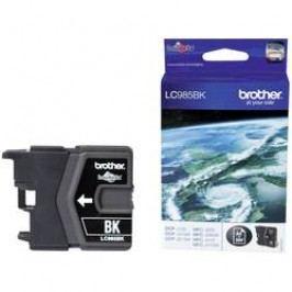 Brother Ink LC-985BK originál černá LC985BK