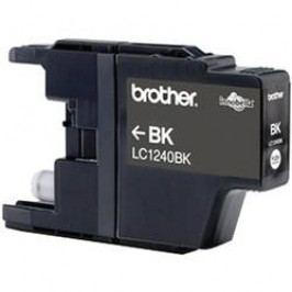 Brother inkoustová kazeta LC-1240BK originál černá LC1240BK