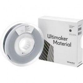 Vlákno pro 3D tiskárny Ultimaker CPE - M0188 Dark Gray 750 - 201273, 2.85 mm, 750 g, tmavě šedá