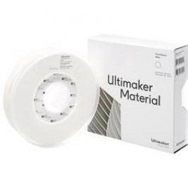 Vlákno pro 3D tiskárny Ultimaker PLA - M0751 White 750 - 211399, PLA plast, 2.85 mm, 750 g, bílá