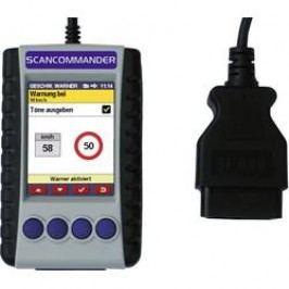 Automobilový diagnostický skener OBD II Diamex, 7207
