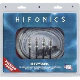 Sada kabelů SinusTec HF25WK, 25 mm², 5 m