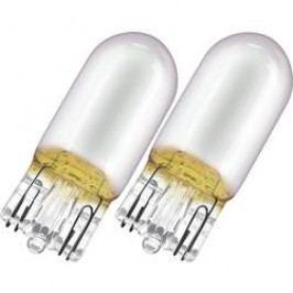 Autožárovka do blinkru Osram Diadem, 4008321972750, 12 V, WY5W, W2.1x9.5d, bílá, 2 ks