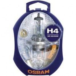 Autožárovka Osram, CLKM H4 EURO UNV1, 12 V, H4, P43t
