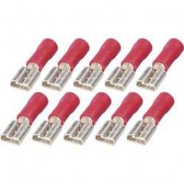 Sada fastonů FSPV 6,3-6, 3258851, 6,3 mm, 0,5 - 1,5 mm², červená, 10 ks