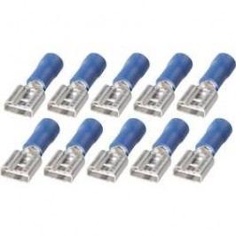 Sada fastonů FSP 6,3-2,5, 3258891, 6,3 mm, 1,5 - 2,5 mm², modrá, 10 ks