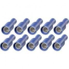 Sada dutinkových fastonů s PVC izolací na kabel RRP 5-2,5, 5 mm, 1,5 - 2,5 mm²,modrá,10 ks