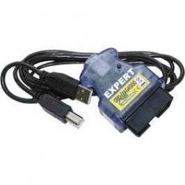 Automobilový diagnostický skener OBD II Diamex AGV4000-Expert, 7108