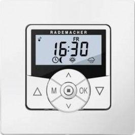 Bezdrátový vypínač pod omítku WR Rademacher Rademacher DuoFern Troll Comfort 5665-UW 36500572