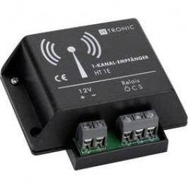 Bezdrátový přijímač H-Tronic HT1E, 1618260 Spínací hodnoty 230 V / 5 A nebo 24 V DC / 5 A
