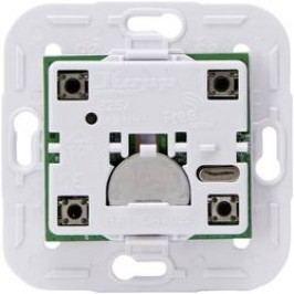 Bezdrátový nástěnný spínač Kopp Free Control 825602027, 4kanálový