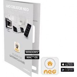 Dodatečný software Mediola AIO CREATOR NEO HM-Elements CCU SUM-4036-b