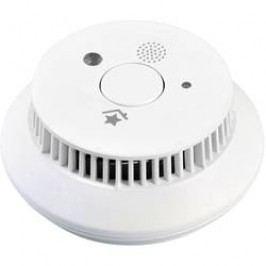 Bezdrátový detektor kouře Innogy 10267399 Max. dosah 100 m
