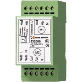 Vícekanálový regulátor 230 V, provedení na nosnou lištu Kaiser Nienhaus 332000