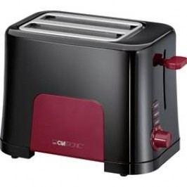 Topinkovač Clatronic TA 3551, černá/červená