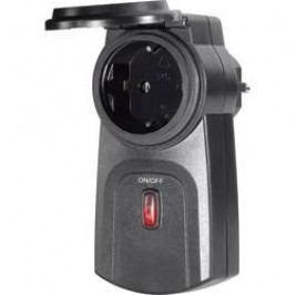 Bezdrátová spínací zásuvka Renkforce RS2W, 3500 W, IP44