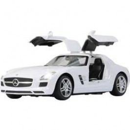 RC model auta Jamara 404460 - Mercedes SLS, bílá, silniční vůz
