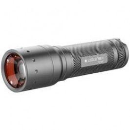 Kapesní svítilna Ledlenser Ranger DX 500832, 177 g, na baterii, titan