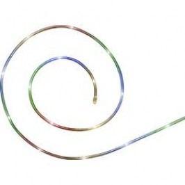 LED mikro světelný řetěz Polarlite venkovní na baterii, 65, RGB, teplá bílá, 5.5 m