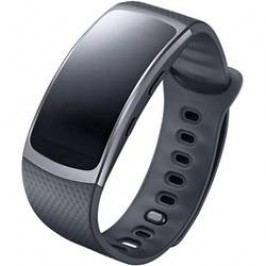 Fitness hodinky Samsung Gear Fit 2, tmavě šedá