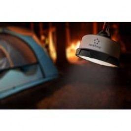 LED campingové osvětlení Renkforce Prometheus PM-100A, 600 g, černá/stříbrná