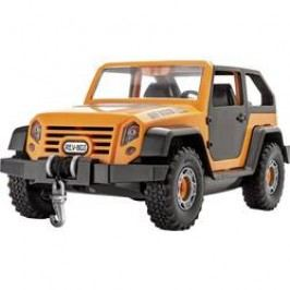 Model auta, stavebnice Revell Junior Kit Off-Road Auto Bausatz 00803