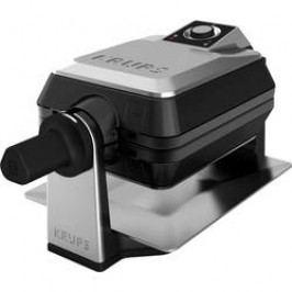 Vaflovač Krups Professional FDD95D F DD9 5D, nerezová ocel, černá