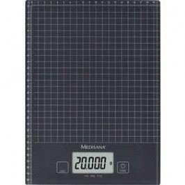 Digitální kuchyňská váha Medisana KS 240, černá