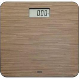 Digitální osobní váha ADE BE 1506 Chloe, max. váživost 150 kg, dřevo wenge