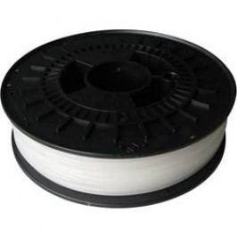 Vlákno pro 3D tiskárny German RepRap 100406, PLA plast, 1.75 mm, 750 g, sametově bílá