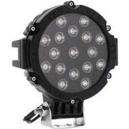 Dálkový rally světlomet LED SecoRüt Off-Road Black W057351, hliníkový, (Ø x h) 180 mm x 88 mm