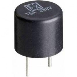 Miniaturní pojistka ESKA rychlá 885018, 250 V, 1,25 A, 8,4 mm x 7.6 mm