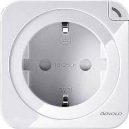 Bezdrátová spínací zásuvka Devolo Home Control 9914 140 m