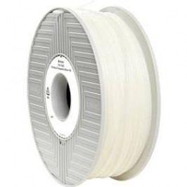Vlákno pro 3D tiskárny Verbatim 55282, PLA plast, 2.85 mm, 1 kg, transparentní
