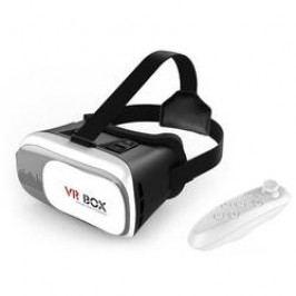 Herní brýle pro virtuální realitu s Bluetooth a dálk.ovladačem Veova FHVR-02