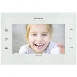 Kabelový domovní video telefon Bellcome Advanced VTA.7S902.BLW, bílá