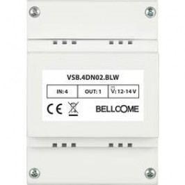 Domovní video telefon Bellcome VSB.4DN02.BLW