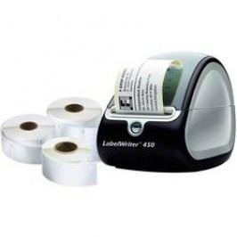 Tiskárna štítků DYMO LabelWriter™ 450, Šířka etikety (max.): 56 mm