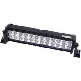 LED pracovní světlomet Berger & Schröter, 72 W 12 V, 24 V, (š x v x h) 405 x 115 x 85 mm, 4600 lm