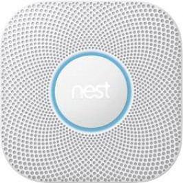 Chytrý bezdrátový detektor kouře a oxidu uhelnatého (CO) Google Nest Protect
