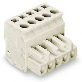 Zásuvkový konektor na kabel WAGO 722-209/026-000, 47.40 mm, pólů 9, rozteč 5 mm, 25 ks
