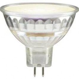 LED žárovka Sygonix 1102010674 12 V, GU5.3, 5 W, teplá bílá, A+, reflektor, 1 ks