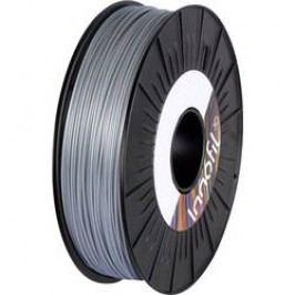 Vlákno pro 3D tiskárny Innofil 3D PLA-0021B075, PLA plast, 2.85 mm, stříbrná, 750 g
