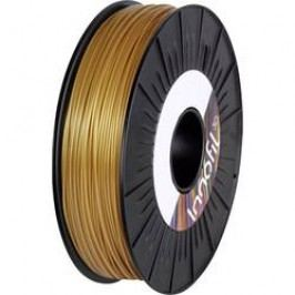 Vlákno pro 3D tiskárny, Innofil 3D PLA-0014B075, PLA plast, 2.85 mm, 750 g, zlatá