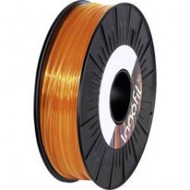 Vlákno pro 3D tiskárny, Innofil 3D PLA-0010B075, PLA plast, 2.85 mm, 750 g, oranžová (průsvitná)