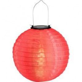 LED solární dekorativní osvětlení - lampión Polarlite 0.06 W, IP44, červená